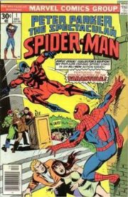 Spectacular Spider-man Comics (1976 Series)